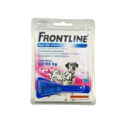 FRONTLINE Grand Chien 20-40 kg Spot-on 1 pipette