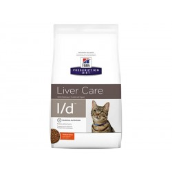 Prescription Diet Chat L/D LIVER CARE Sac 1.5 kg