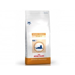 Veterinary Care Nutrition Chat SENIOR CONSULT STAGE 2 Sac 6 kg