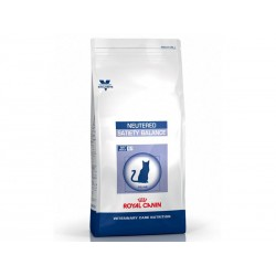 Veterinary Care Nutrition Chat NEUTERED SATIETY BALANCE Sac 400 g