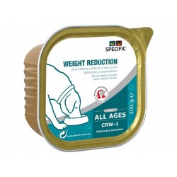 Specific Chien CRW WEIGHT REDUCTION Barquettes 6 X 300 g