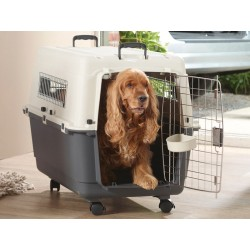 Cage Chien ANDES T5 80 X 59 X 56 cm