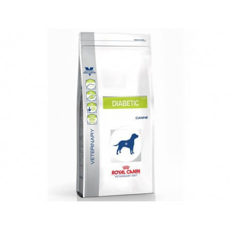 Veterinary Diet Chien DIABETIC Sac 12 kg