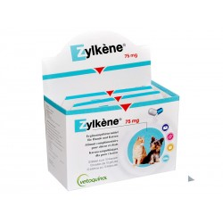 ZYLKENE 75 MG BT 10 BLIST. 10 GEL
