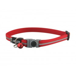 Collier Chat ALLEYCAT ROUGE 11 mm - 20/31 cm