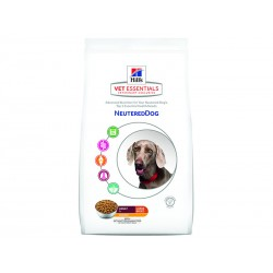 VetEssentials Chien NEUTERED LARGE Sac 12 kg