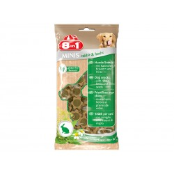 FRIANDISE 8IN1 MINI LAPIN ET HERBES