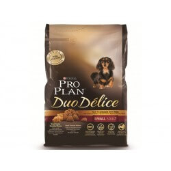 Purina Proplan Chien DUO DELICE PETIT ADULT POULET Sac 2.5 kg