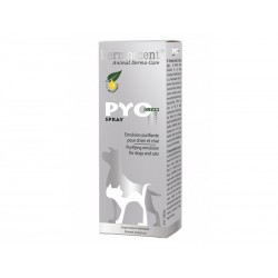 DERMOSCENT PYOCLEAN Chien Chat Spray 50 ml