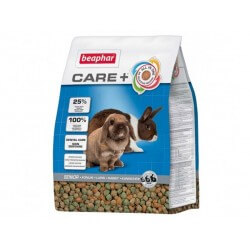 Aliment Lapin CARE+ SENIOR Sac 1.5 kg