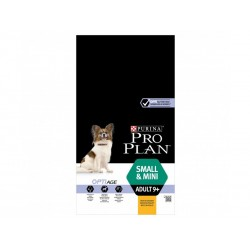 Purina Proplan Chien OPTIAGE SMALL & MINI ADULT 9+ POULET Sac 3 kg
