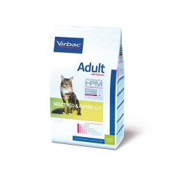 Veterinary HPM Chat ADULT NEUTERED/ENTIRE SAUMON Sac 1.5 kg
