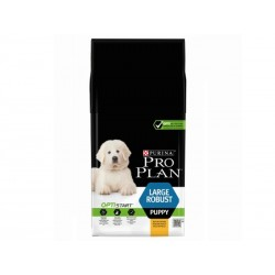 Purina Proplan Chien OPTISTART LARGE PUPPY ROBUST POULET Sac 12 kg