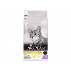 Purina Proplan Chat ADULT LIGHT DINDE Sac 1.5 kg