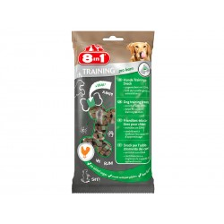 Friandise Chien 8IN1 TRAINING PRO LEARN 100 g X 16