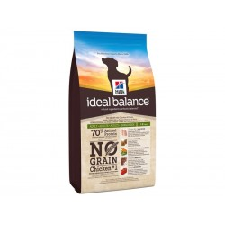 Ideal Balance Chien ADULTE SANS CEREALES POULET Sac 12 kg