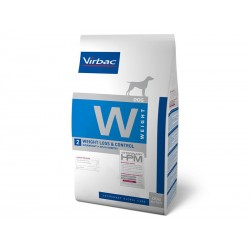 Veterinary HPM Chien WEIGHT LOSS & CONTROL Sac 12 kg