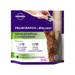 Solution Chat FELIWAY FELISCRATCH 1 Sachet 9 pipettes