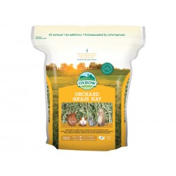 Foin Lapin Rongeur OXBOW ORCHARD GRASS Sac 1.125 kg
