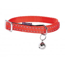 Collier Chat SAFE ROUGE 10 mm - 17/26 cm