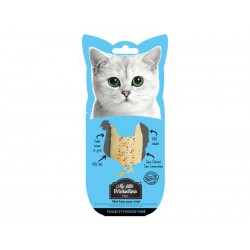 Friandise Chat MY LITTLE FRIAND POULET & POISSON FUME Sachet 30 g
