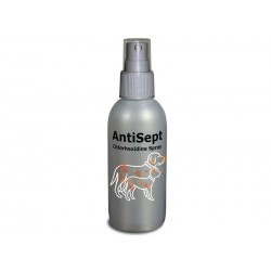 Solution Chien Chat ANTISEPT Flacon 100 ml