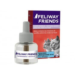 FELIWAY FRIENDS PACK Chats 3 Recharges 48 ml