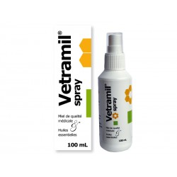 Spray VETRAMIL Flacon 100 ml