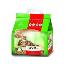 Litière Chat CATS BEST ORIGINAL Sac 40 l