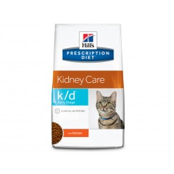 Prescription Diet Chat K/D EARLY STAGE POULET Sac 5 kg
