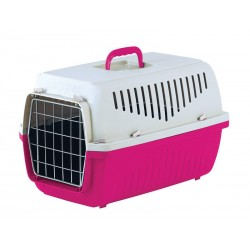 Cage Chien Chat Nac SKIPPER FUSCHIA