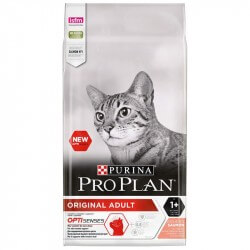 PRO PLAN ORIGINAL ADULT CAT SMN 10KG
