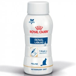 Veterinary Diet Chat RENAL LIQUID 3 X 0.2 l