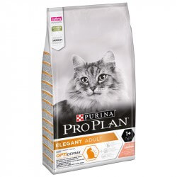 Purina Proplan Chat ELEGANT ADULT SAUMON Sac 3 kg