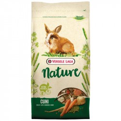 Aliment Lapin CUNI NATURE Sac 2,3 kg