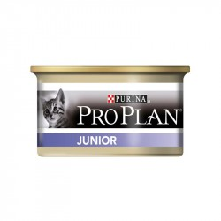 Purina Proplan Chat JUNIOR POULET Boîtes 24 X 85 g