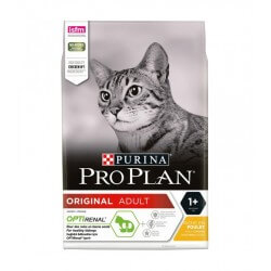 Purina Proplan Chat ORIGINAL ADULT POULET Sac 1,5 kg