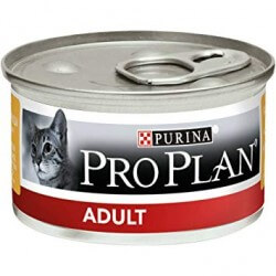 Purina Proplan Chat ADULT POULET Boîtes 24 X 85 g