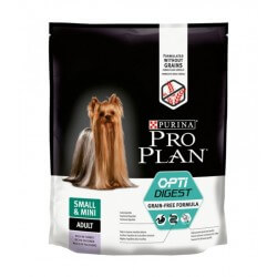 Purina Proplan Chien OPTIDIGEST ADULT MINI GRAIN FREE Sac 700 g