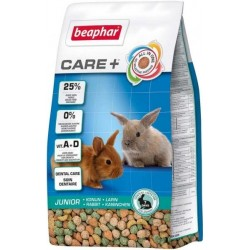 Aliment Lapin CARE+ JUNIOR Sac 1.5 kg