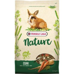 Aliment Lapin CUNI NATURE Sac 9 kg