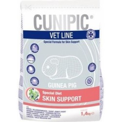 Aliment Cobaye VETLINE SKIN SUPPORT Sac 1.4 kg