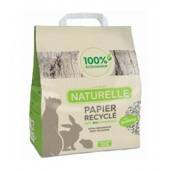 Litière Chat, NAC PERLINETTE PAPIER 10 l