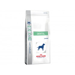 Veterinary Diet Chien DENTAL PLUS DE 10 KG Sac 6 kg