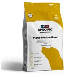 Specific Chien CPD-M PUPPY MEDIUM BREED Sac 4 kg