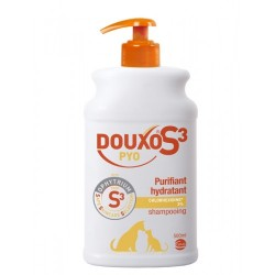 Shampooing Chien Chat S3 PYO Flacon 500 ml