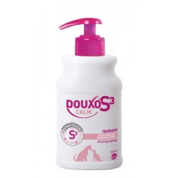 Shampooing Chien Chat DOUXO S3 CALM Flacon 200 ml