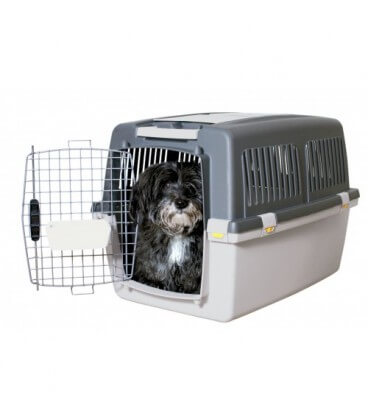 Cage de transport Chien Chat GULLIVER T4 72 X 52 X 51 cm