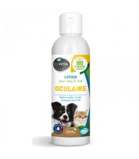 Lotion Chien Chat BIOVETOL OCULAIRE Flacon 125 ml