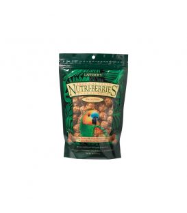 NUTRI-BERRIES TROPICAL PERROQUETS 284G